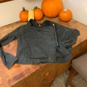 Free People Moto jacket